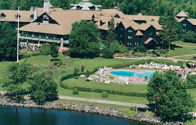 Fairmont Le Chateau Montebello - Hotel - 0