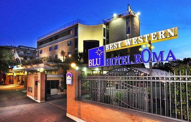 Best Western Blu Hotel Roma - Hotel - 6