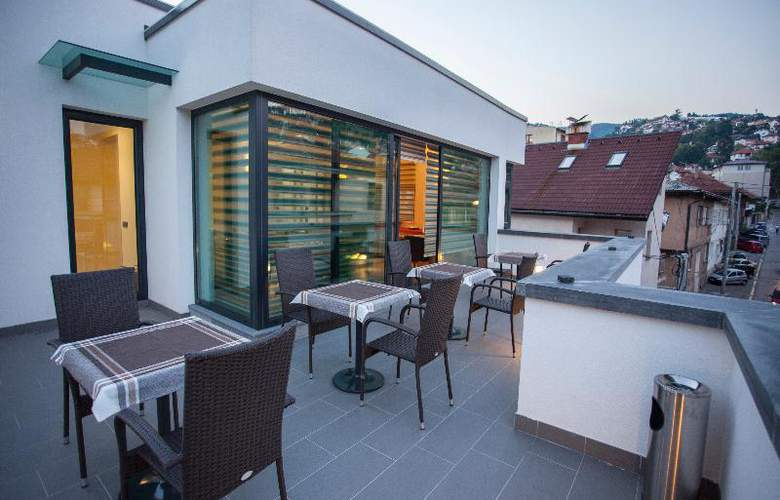 Villa Melody - Restaurant - 2