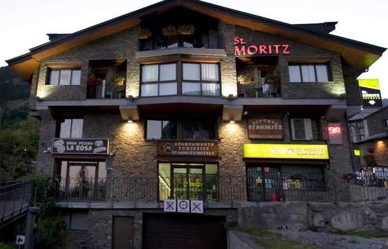 Apartamentos Sant Moritz - Hotel - 12