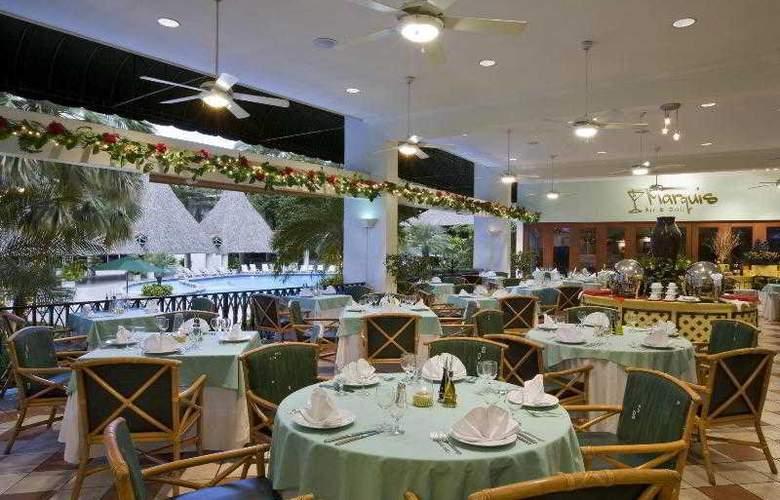 Sheraton Presidente - Restaurant - 22
