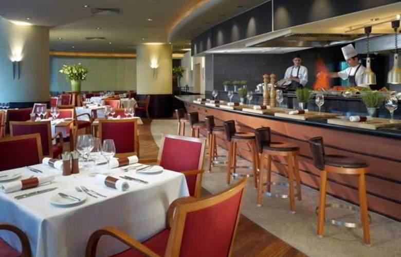Amsterdam Marriott - Bar - 7