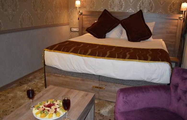 Nobel Hotel Ankara - Room - 3