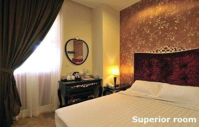Santa Grand Hotel Chinatown - Room - 5
