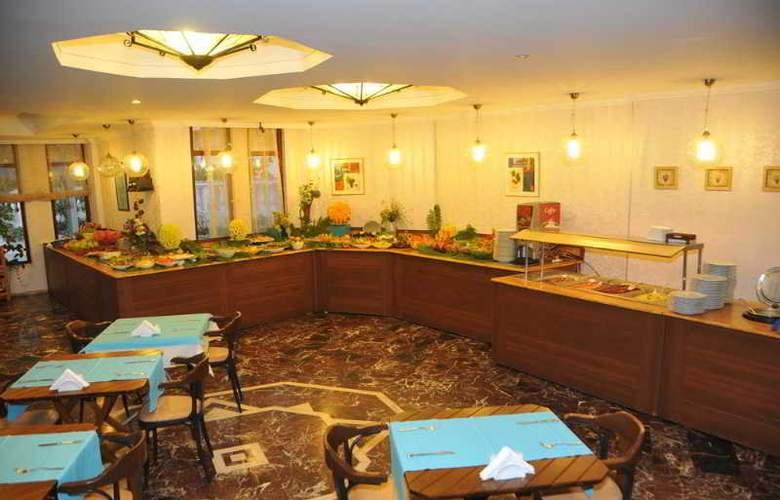 Azak Hotel - Restaurant - 5