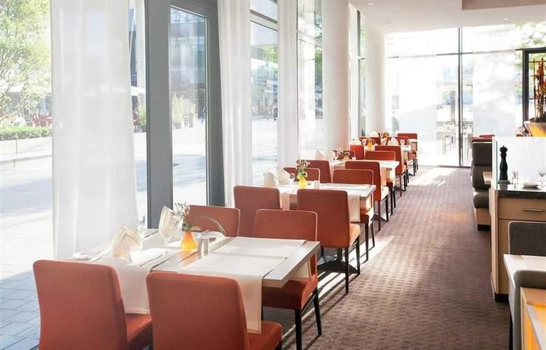 Novotel Muenchen Messe - Restaurant - 60