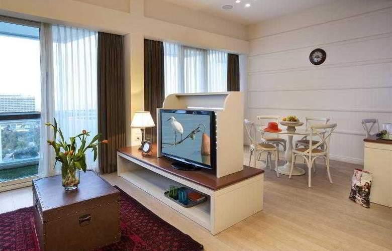 Herods Hotel Tel-Aviv - Hotel - 12