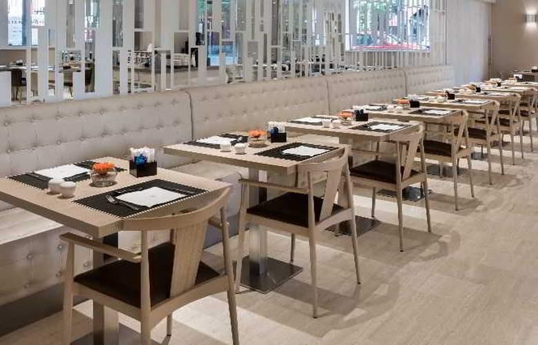 NH Madrid Zurbano - Restaurant - 30
