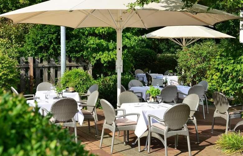 Best Western Premier Parkhotel Kronsberg - Restaurant - 48
