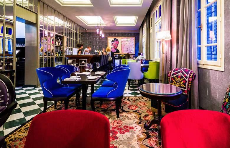 Alma Hotel and Lounge - Hotel - 9