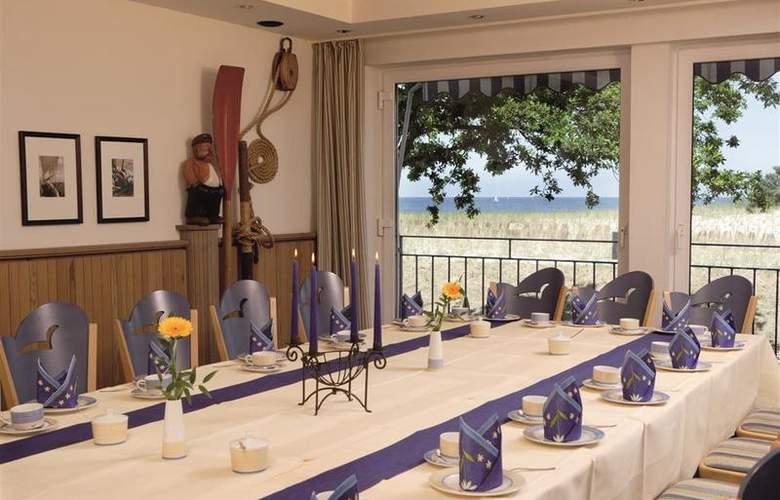 Best Western Hanse Hotel Warnemuende - Conference - 65