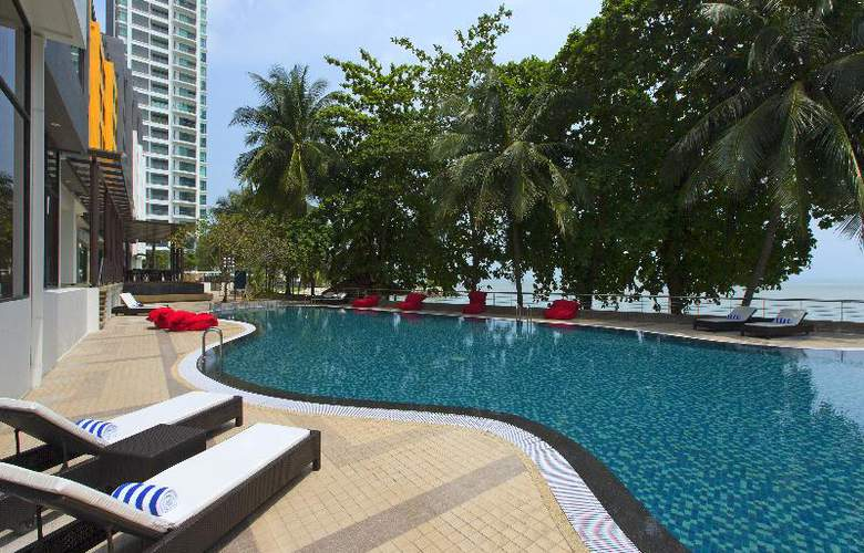Four Points by Sheraton Penang - Pool - 10