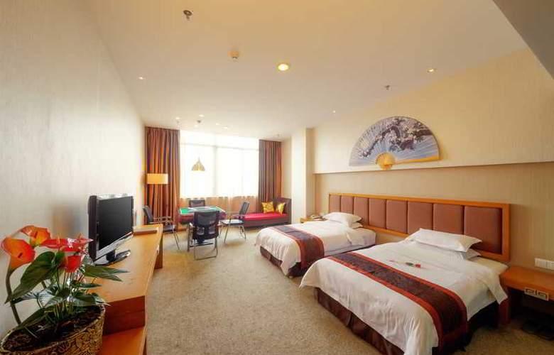 Euro Garden Hotel Guangzhou - Room - 9