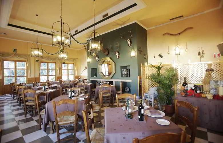 Villa de Cazorla - Restaurant - 21