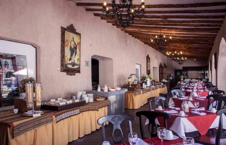 Sonesta Posadas del Inca Valle Sagrado Yucay - Restaurant - 8