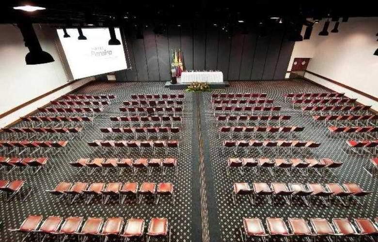 Hotel De Pereira Spa Y Centro De Convenciones - Conference - 8