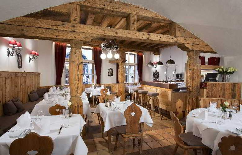 Goldgasse - Restaurant - 33
