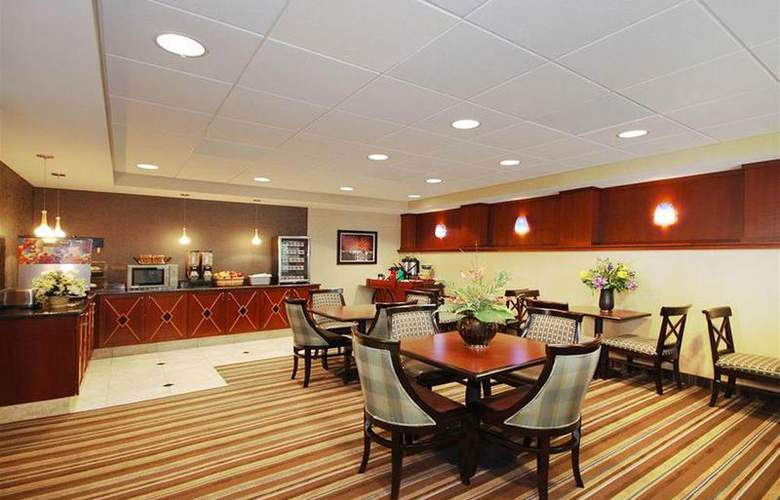 Hampton Inn Washington DC NoMa Union Station - Restaurant - 2
