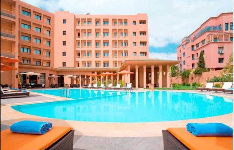 Novotel Marrakech Hivernage - Pool - 3