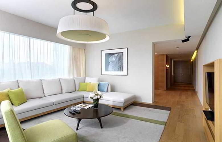 Lanson Place Bukit Ceylon Serviced Residences - Room - 17