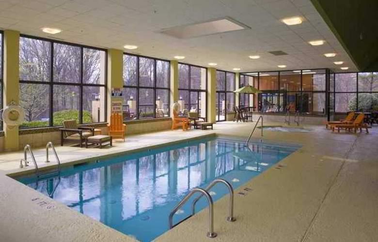 Hampton Inn Asheville - I-26 Biltmore Square - Hotel - 9