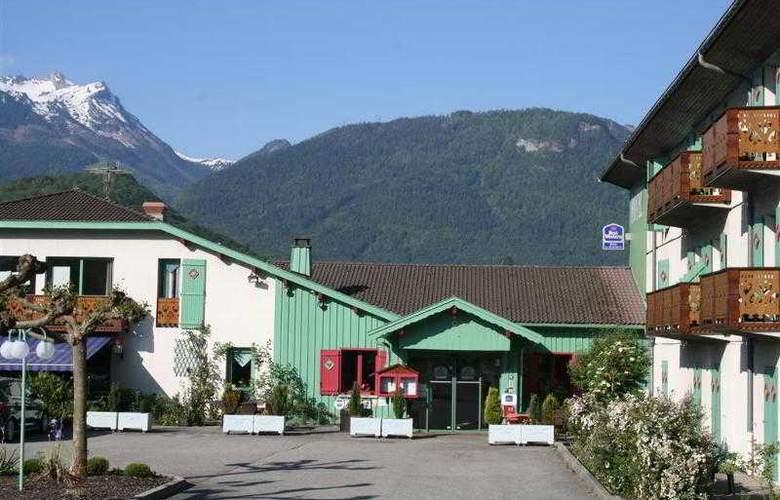 Best Western Hotel Florimont - Hotel - 0