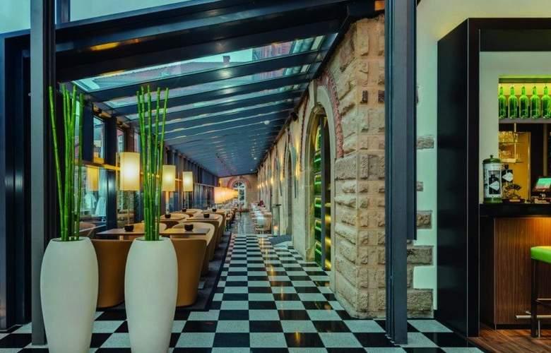 Nestor Hotel Ludwigsburg - Restaurant - 6