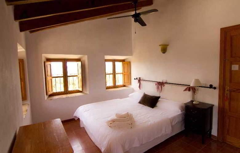 Petit Hotel Hostetgeria La Victoria - Room - 11