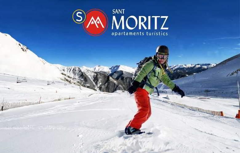 Apartamentos Sant Moritz - Sport - 44