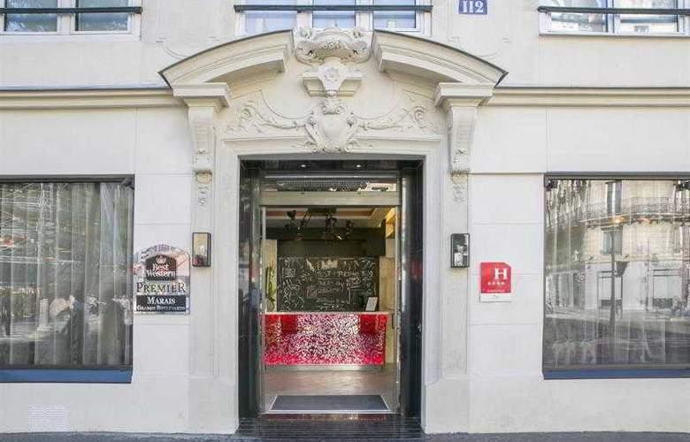 Best Western Premier Marais Grands Boulevards - Hotel - 0