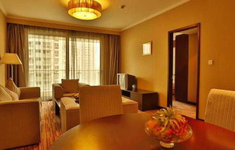 Rayfont Downtown Hotel Shanghai - Room - 11