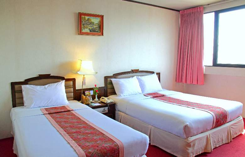 Grande Ville Hotel - Room - 1