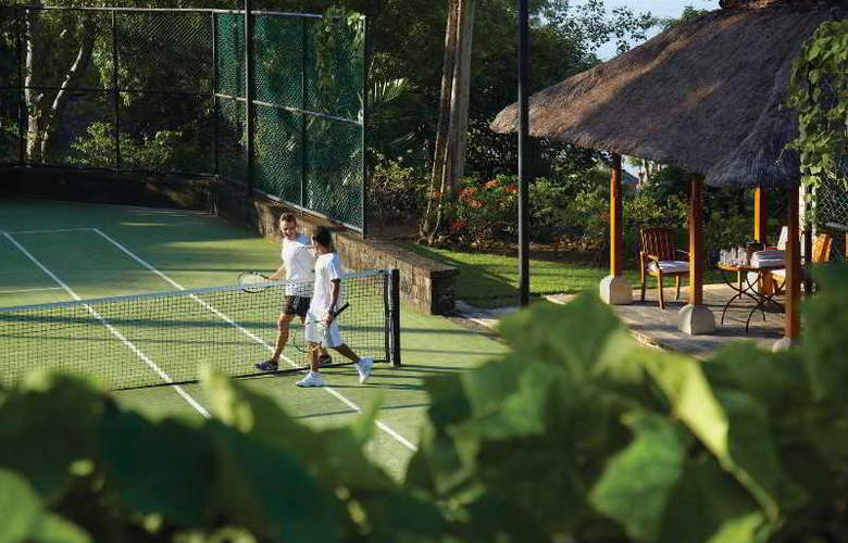 Four Seasons Resort Bali at Jimbaran Bay - Sport - 16
