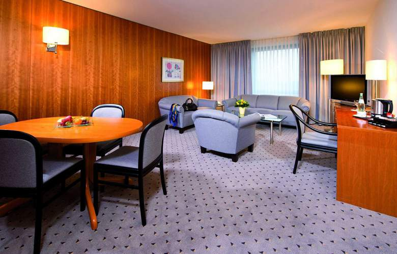 Maritim Hannover Airport - Room - 8