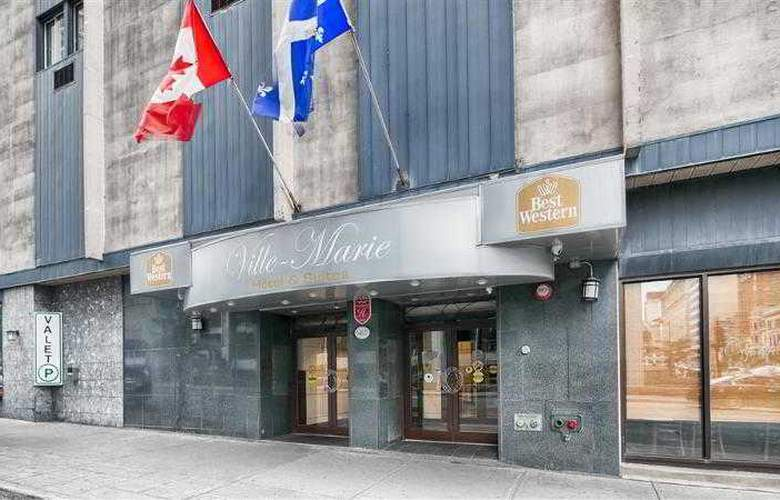 Best Western Ville-Marie Hotel & Suites - Hotel - 8