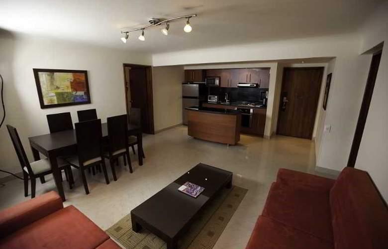 Travelers Apartamentos y Suites CondominioPlenitud - Room - 13