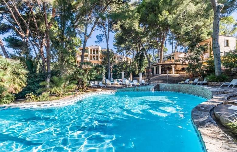 Lago Garden Apartsuite Spa - Pool - 2