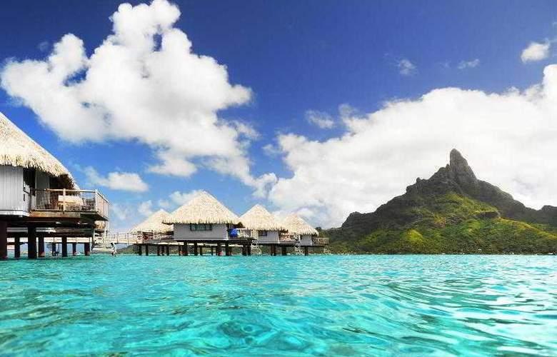 Le Meridien Bora Bora - Hotel - 49