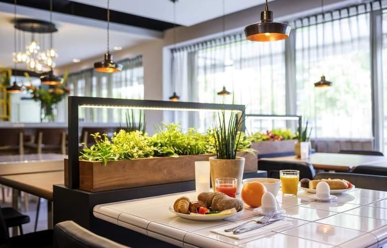 Adagio Amsterdam City South - Restaurant - 3