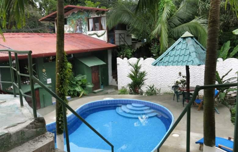 Mono Azul - Pool - 2