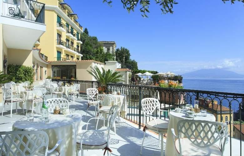 Grand Hotel Capodimonte - Restaurant - 5