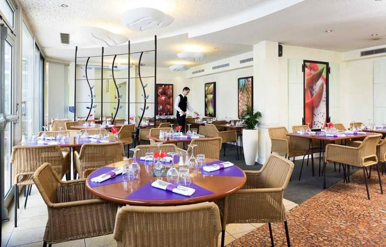Novotel Amiens Pole Jules Verne - Restaurant - 5
