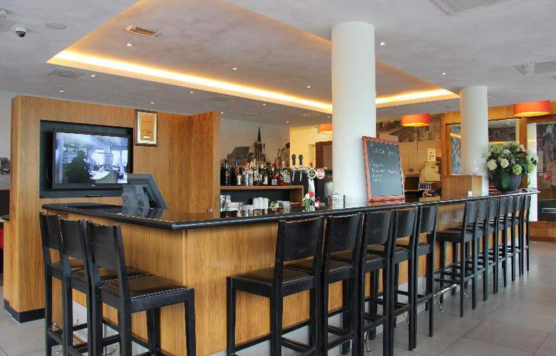 Bastion Hotel Haarlem / Velsen - Bar - 14