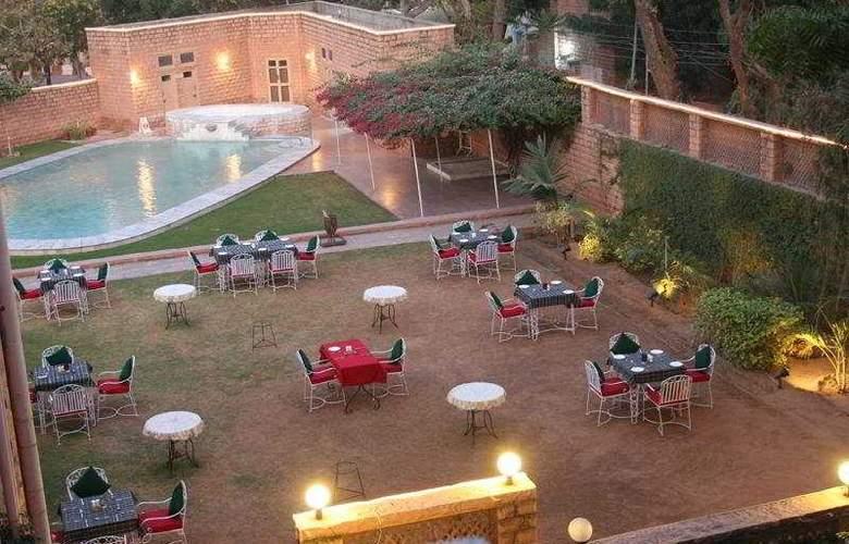 Karni Bhawan Jodhpur - Pool - 9