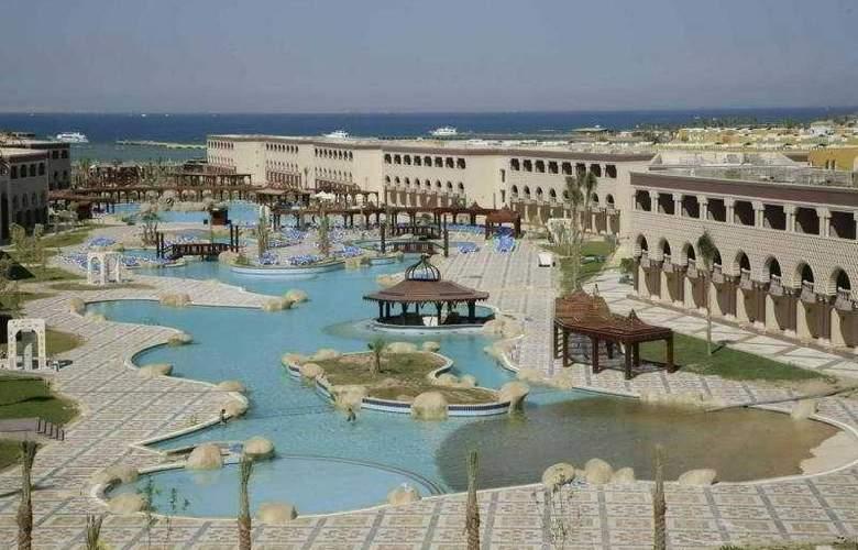 Sentido Mamlouk Palace - Pool - 3