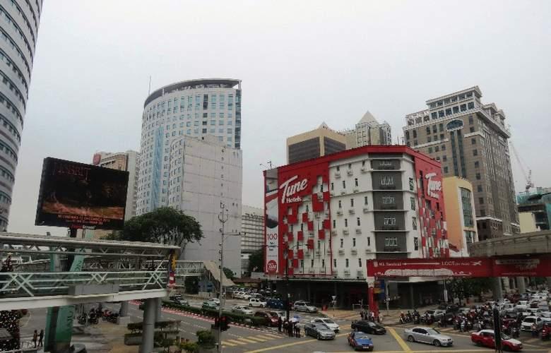 Tune Hotel - Downtown Kuala Lumpur - Hotel - 3