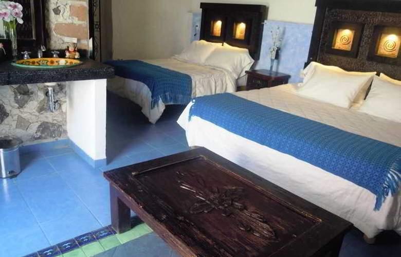 Hotel & Spa Mansion del Burro Azul - Room - 12