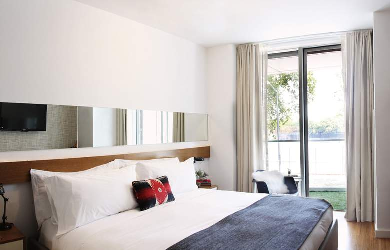 McCarren Hotel & Pool - Room - 1