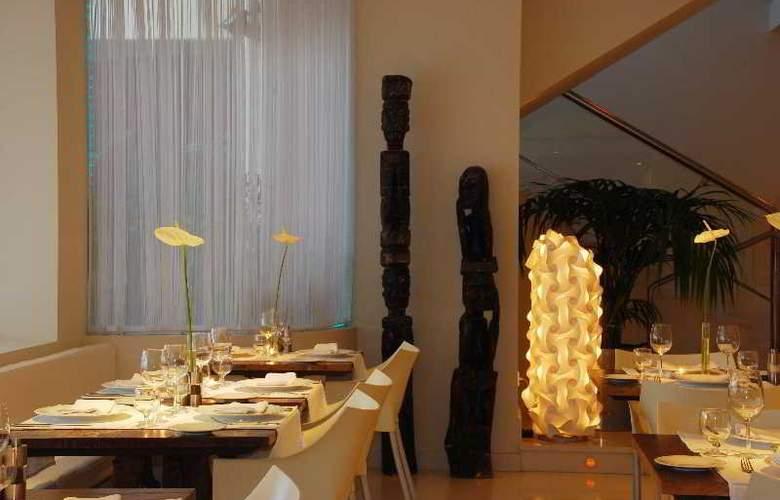 El Hotel Pacha - Restaurant - 12