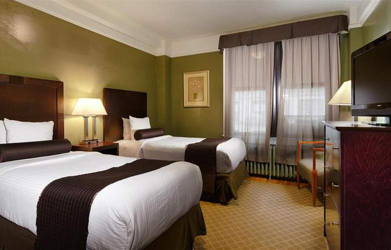 Best Western Plus Hospitality House - Apartments - Room - 106